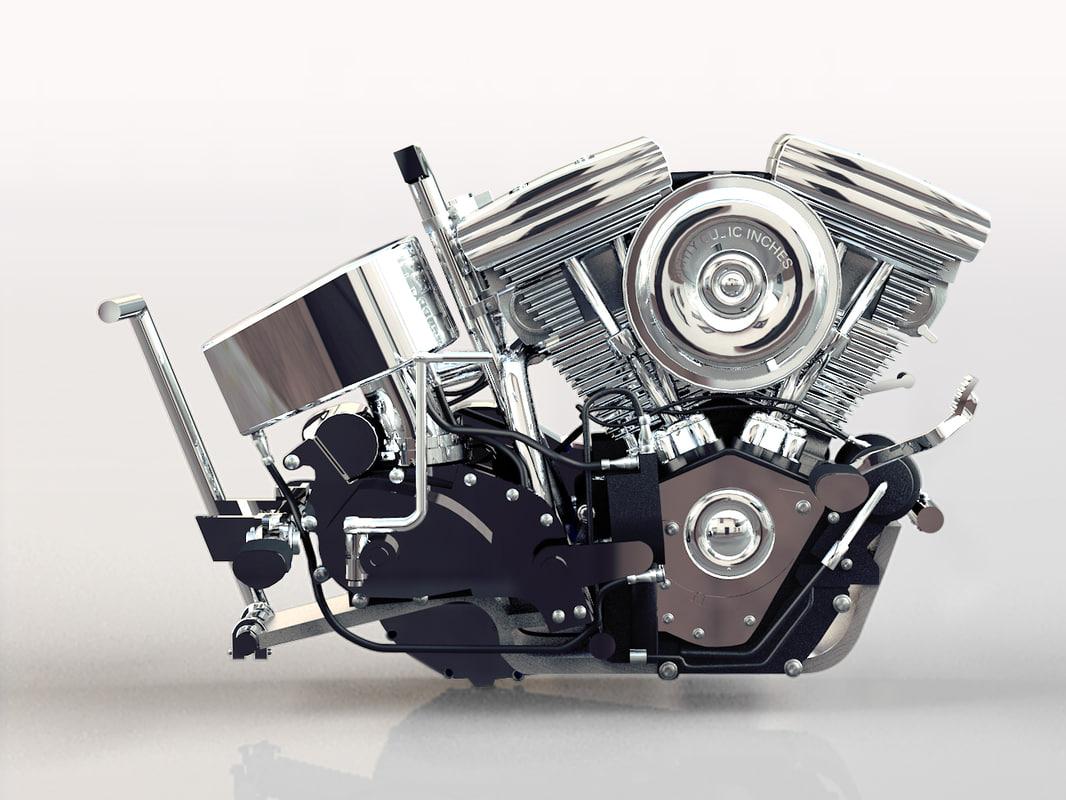 3ds max engine v2