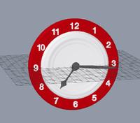red clock lwo