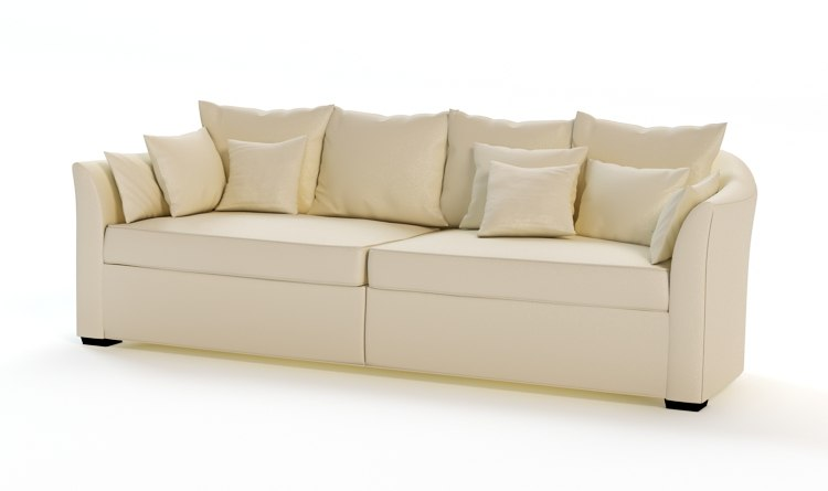sofa contemporary 3ds