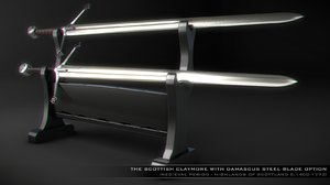sword claymore - max