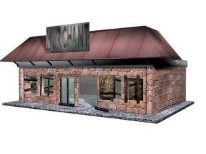merchant shop 3d 3ds