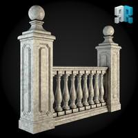 3d model architectural s