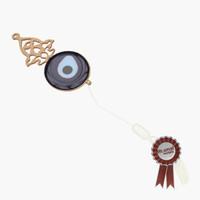 3d model amulet