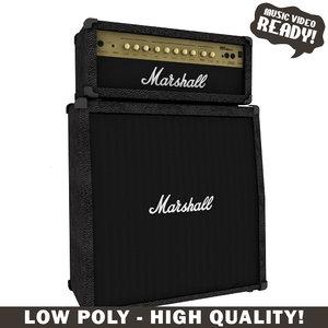 marshall guitar amp max