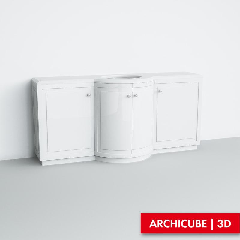 bathroom cabinet max