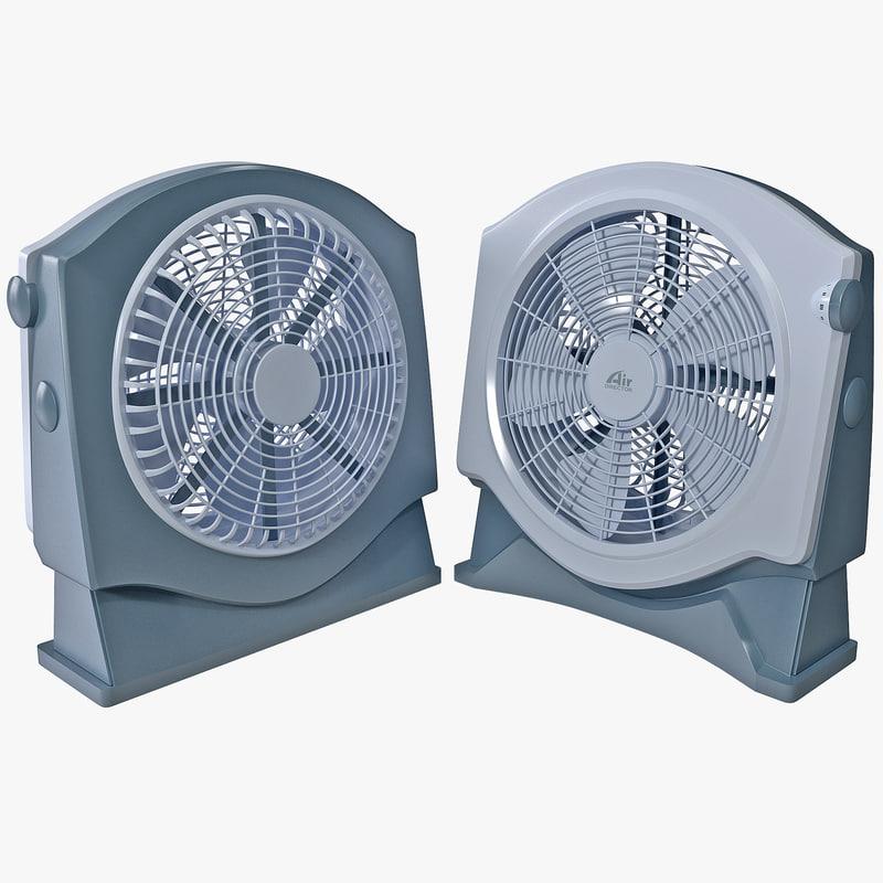 air floor fan lasko 3d max