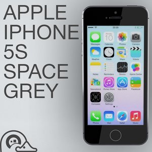max apple iphone 5s space