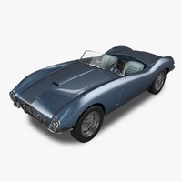 3ds max aston martin db2 4
