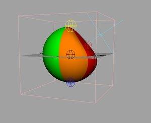 rig bouncing ball 3d ma