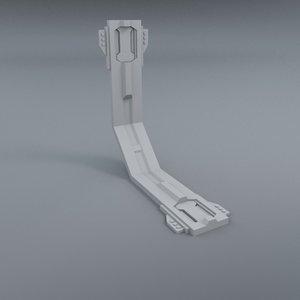 brace 3d model
