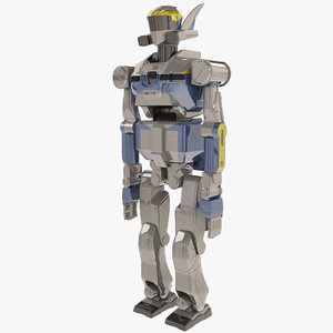 max humanoid robot hrp-2 promet