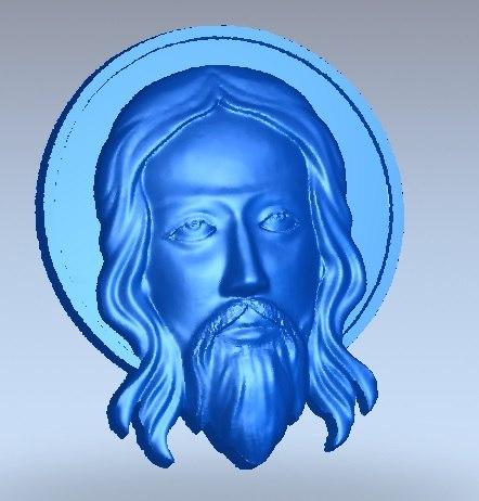 3d model jesus