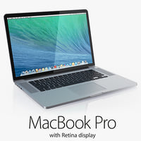 MacBook Pro with Retina display 2013 2014