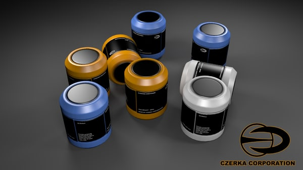 3d ready barrel