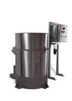 3d spinner food process model