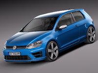 Volkswagen Golf VII R 2014