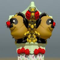 3D model column(1)