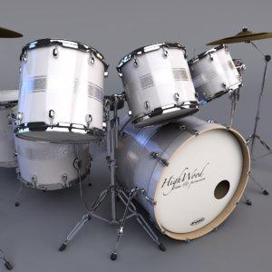 highwood drumset ma