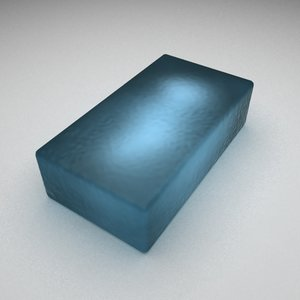 3d aerogel glowing materials