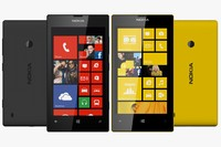 Nokia Lumia 520 Black and Yellow