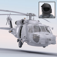 SH-60 Seahawk  (Military Helicopter)
