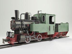 narrow steam locomotive max free