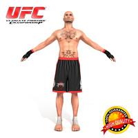 ufc fighter max