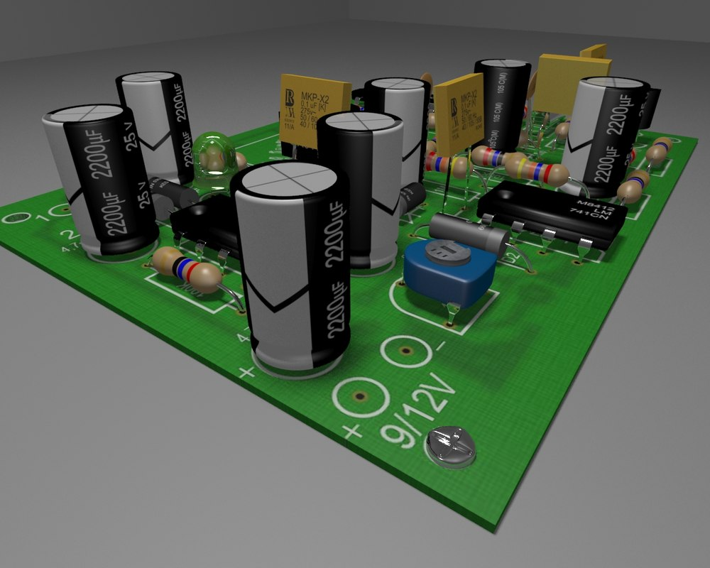 Max Printed Circuit Board What Is A