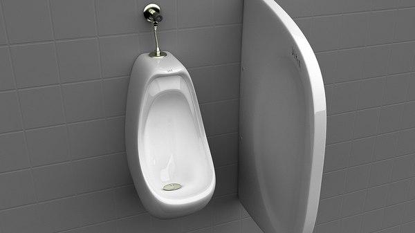 maya urinal set
