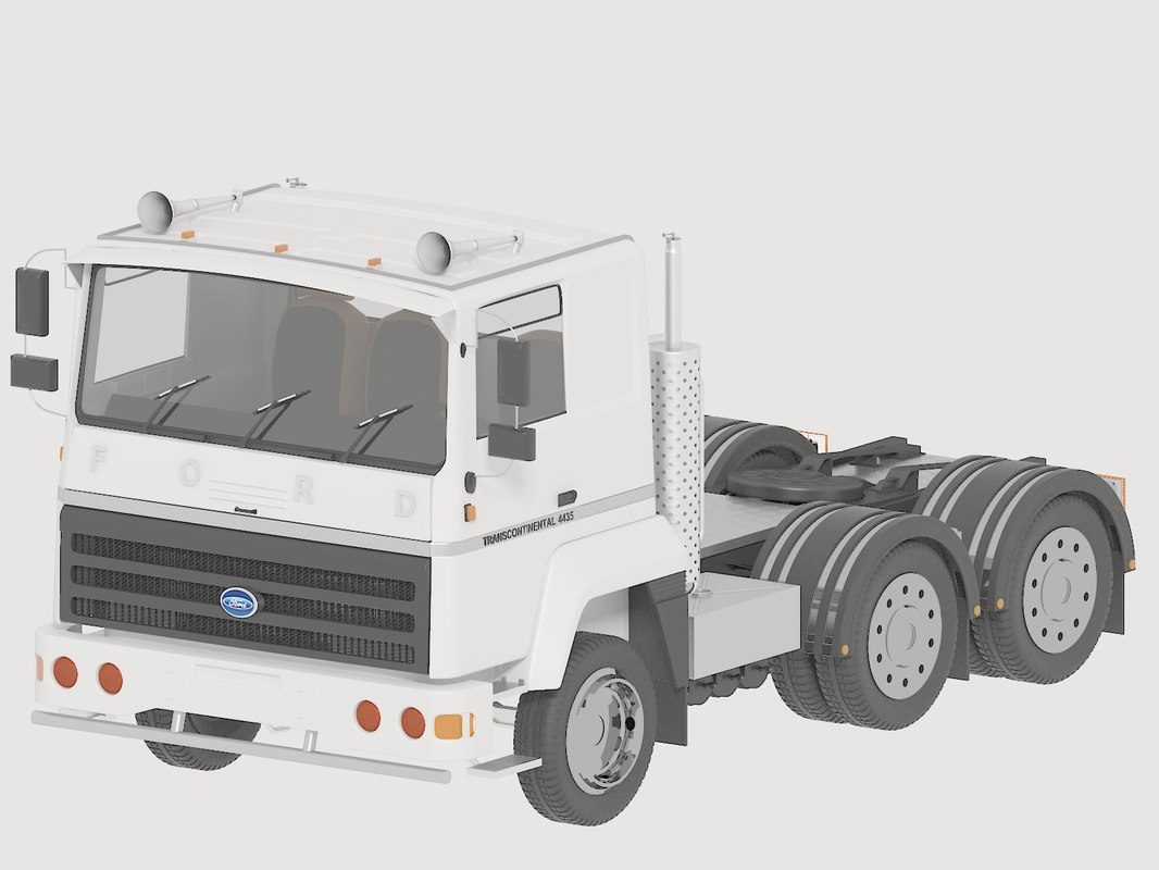 3d transcontinental 4435 model