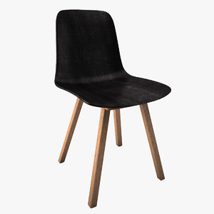 alki kuskoa chair 3ds