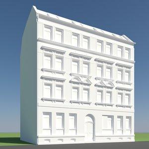 maya building historic facade