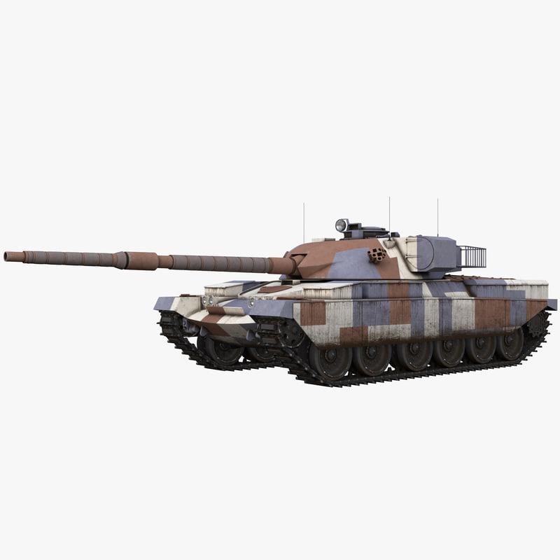maya chieftain united kingdom battle tank