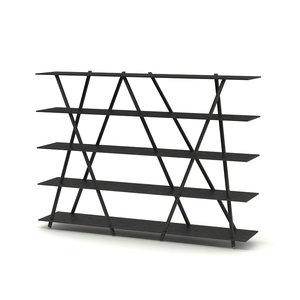 3d designed steel