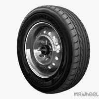 wheel mrwheel 3d max