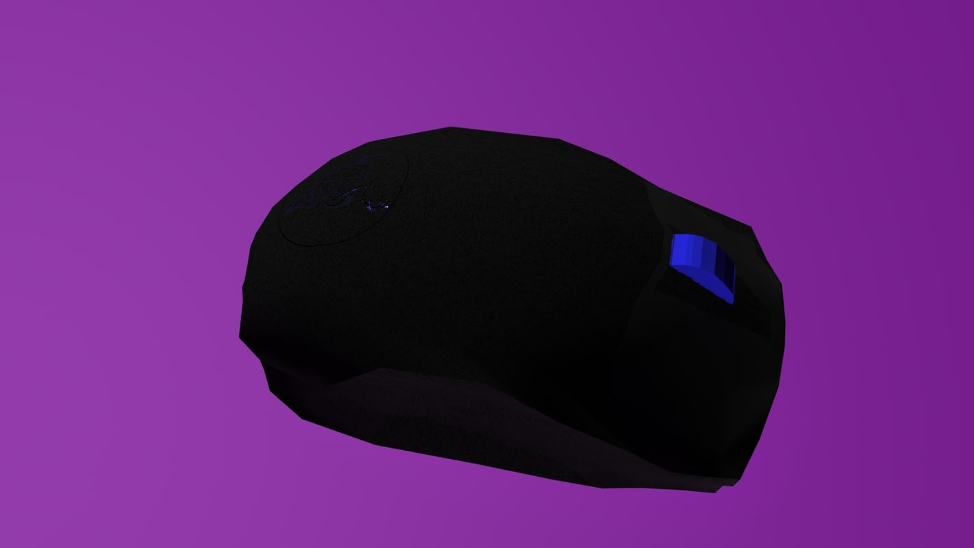 razer mouse obj
