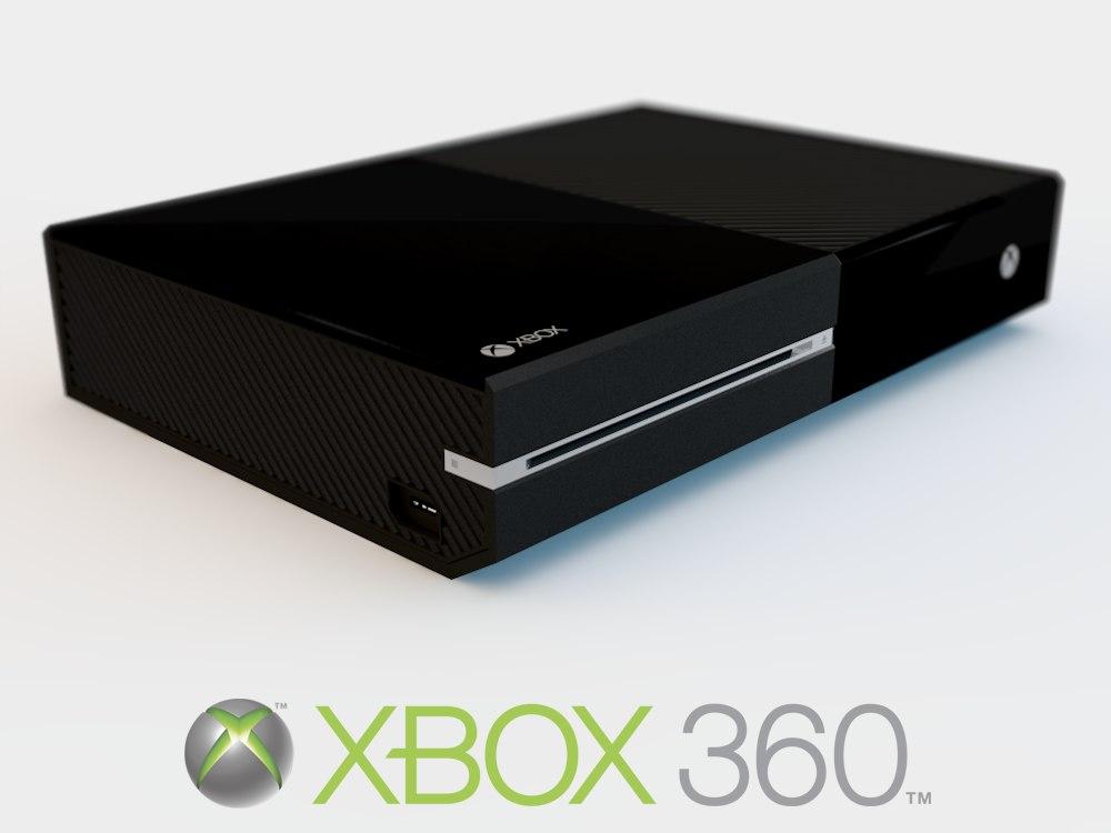3d microsoft xbox