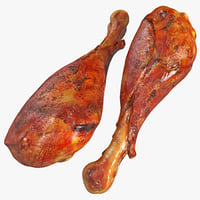 Smoked Turkey Leg