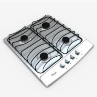 3d model wp1000s grill
