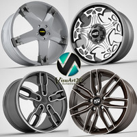 exclusive rims collection