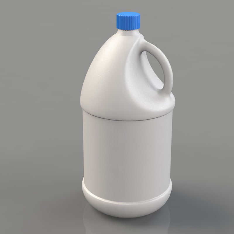 gallon jug obj