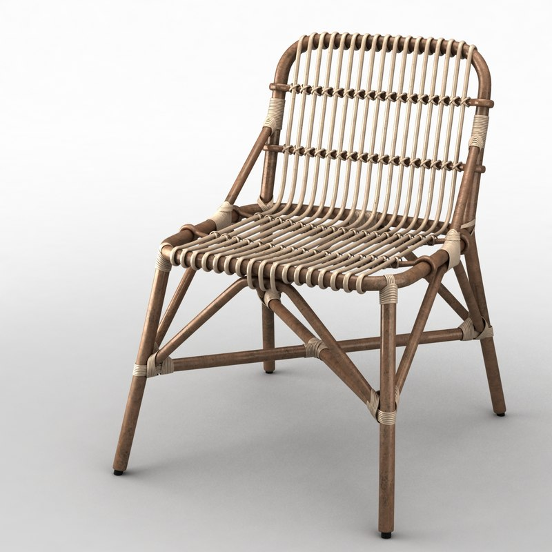 obj garden chair