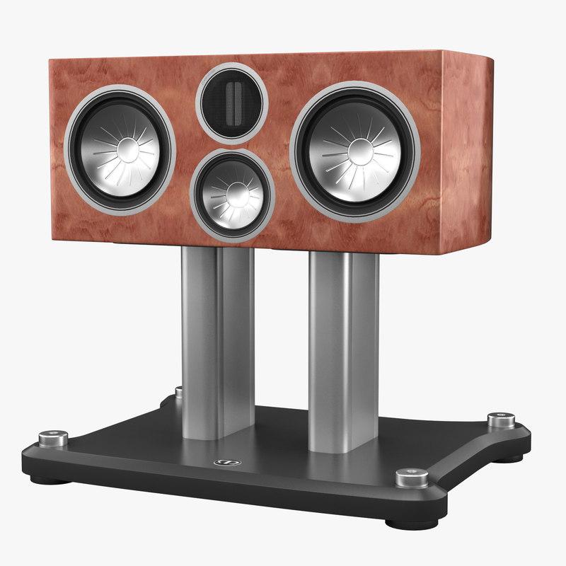 monitor gold gxc 350 3d obj
