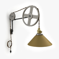Subway Breeze Retro Industrial Lamp 05
