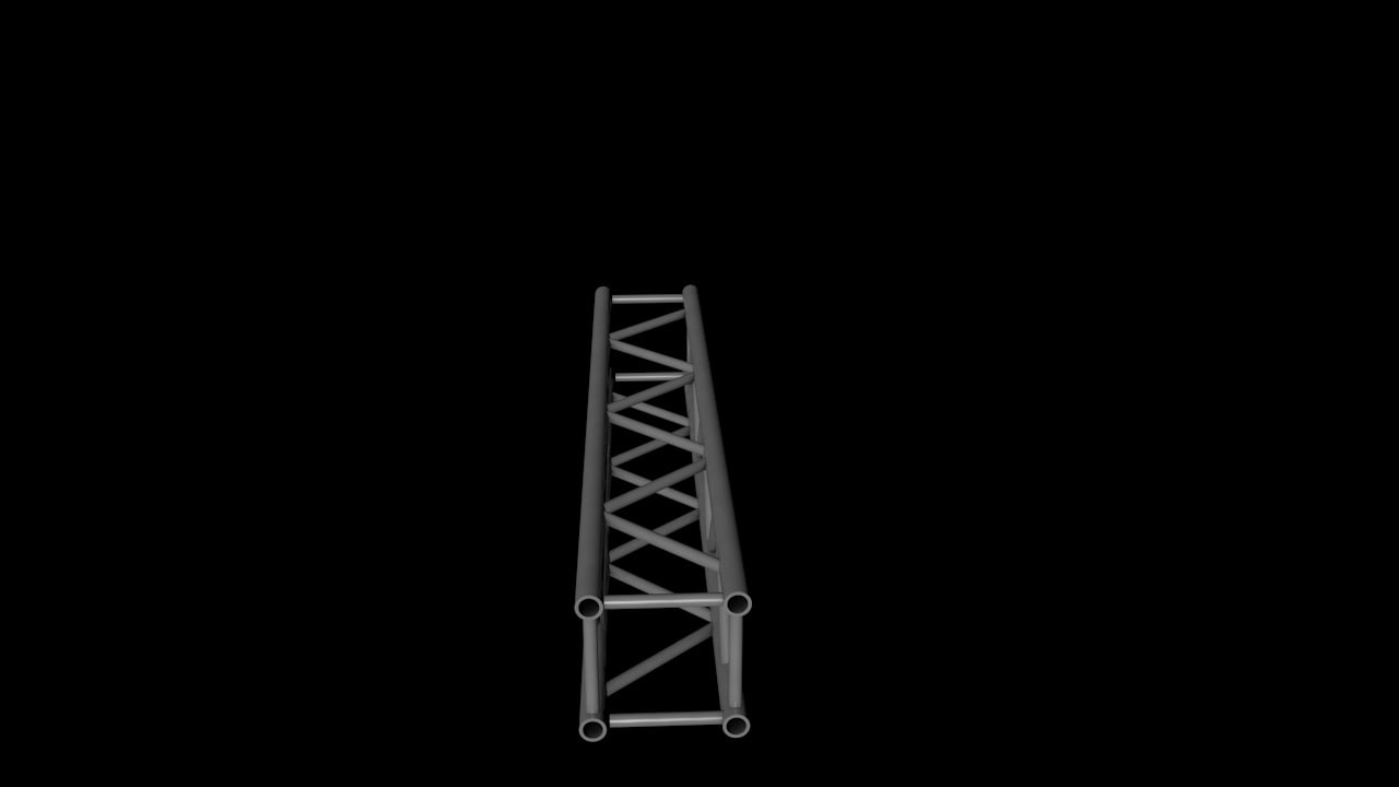 free c4d model truss