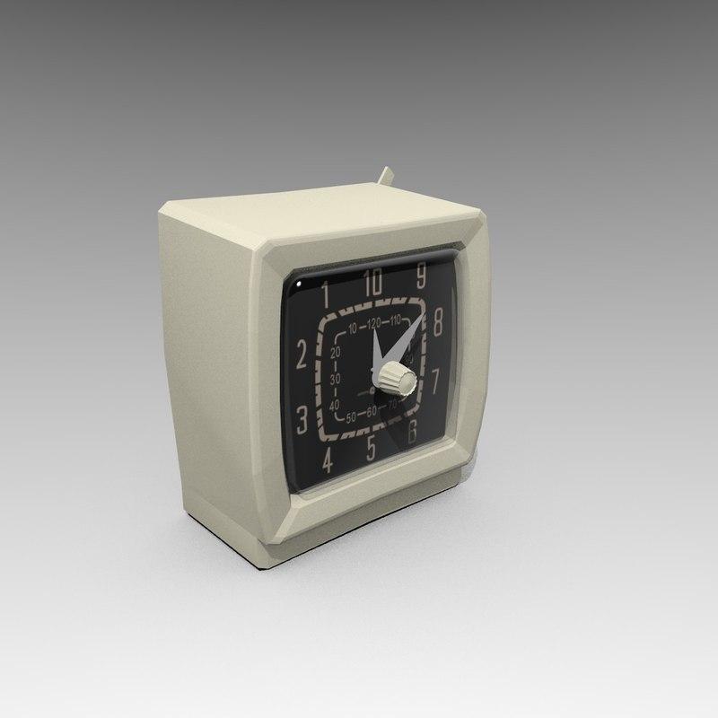 3d darkroom interval timer model