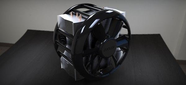 cooler 3d 3dm