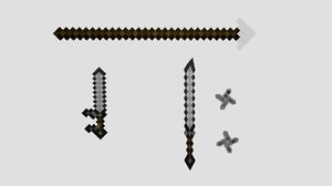 minecraft spartan ninja weapons blend free