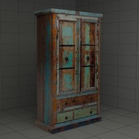 3ds wardrobe