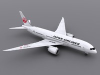 787-8 - JAL